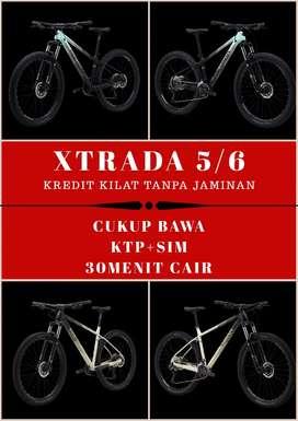 Kredit Sepeda Polygon XTRADA 5/6 | tanpa jaminan | proses 30mnt Acc