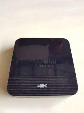 Dijual TV box H96 mini Android HD TV Box 4K Ultra
