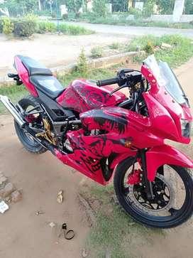 Kawasaki Ninja RR 2013 METRO