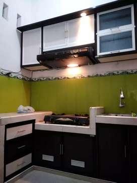 Kitchen set alumunium umbrella