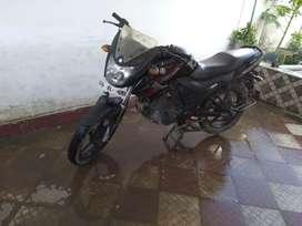 Yamaha 2011 model bike