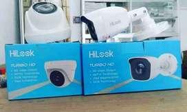 Pusat instalasi kamera CCTV hilook 2mp
