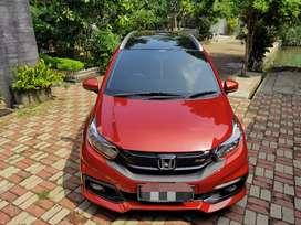 Honda Mobilio Rs Cvt 2018