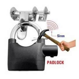 Alarm Lock via the Cable with Cable cutters?   The Cable at the