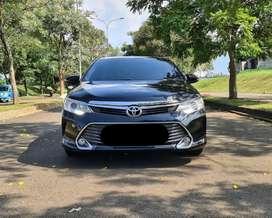 Toyota ALL NEW CAMRY 2016 2.5 V Camry 2500cc V Facelift 2016 HITAM