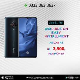 Vivo S1 Pro On Easy Installment With 0% Advance.