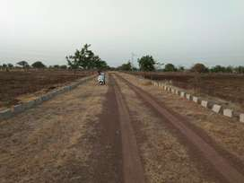 Residential bungalow open plots for sale in manjri