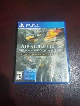 Kaset PS4 Air Conflicts Secret Wars