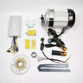 48v 500W complete kit for motorcycle ( china import)