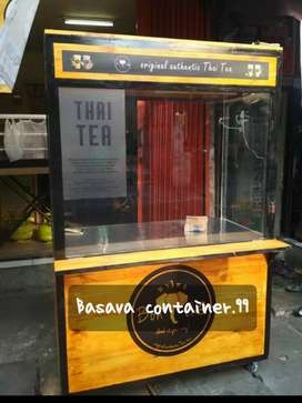 Booth usaha | booth jualan | booth minuman | booth thai tea | booth