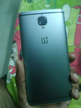 OnePlus 3T 6Gb/64Gb Very Very Good Condition. With Bill Box Cable Only