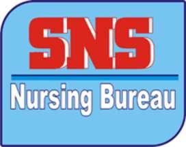 Nurses for home Male/Female