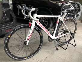 Sepeda road bike colnago move