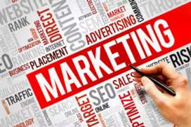 Urgent requirements for girls and boys in sales and marketing