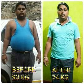 3 days fat loss