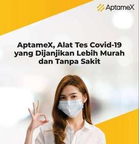 Aptamex, solusi test covid baru yang murah dan mudah dilakukan