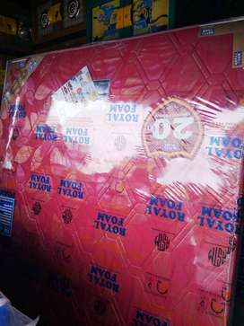 Matras Kasur Busa Super REE Royal Exclusive Economy Garansi 20 Tahun
