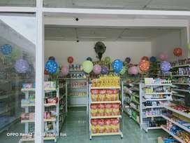 Jual Rak Toserba | Display Barang Perlengkapan Supermarket