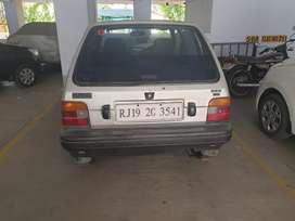 Maruti Suzuki 800 1991 Petrol Well Maintainedmaruti