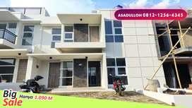 SALE Rumah di Cimahi 2 lantai ada Rooftop Cash 1,050 M dkt Citeureup