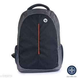 Trendy polyester laptop bag