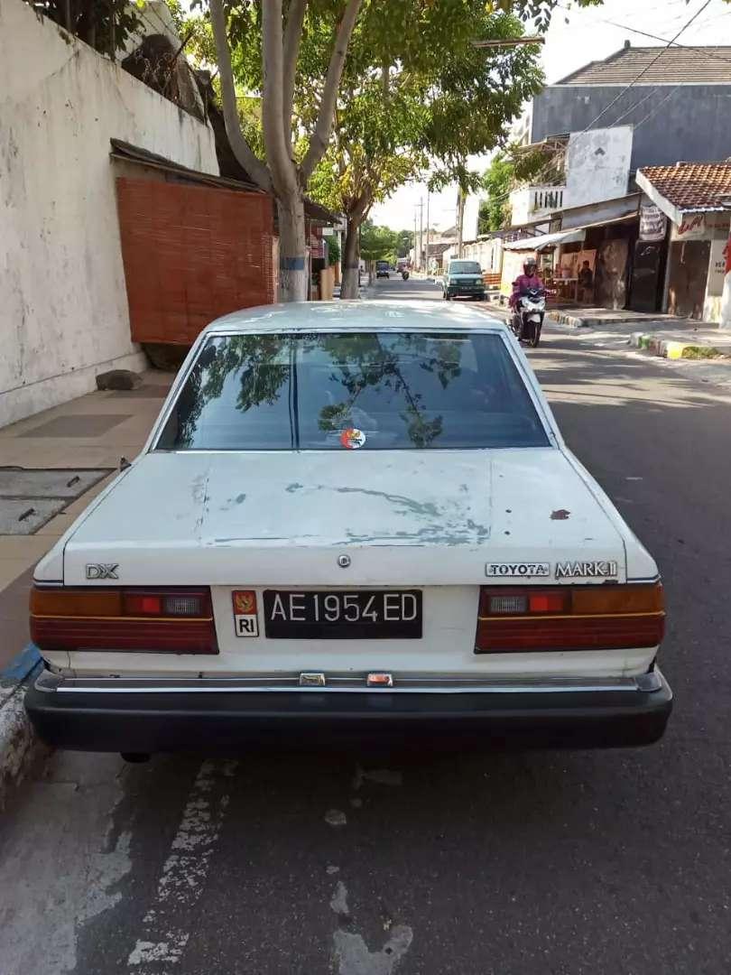 Toyota mark2 1983 0