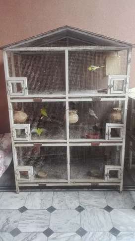 Cage. .  5.  portion for sale