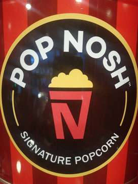 Salesman needed for POPNOSH