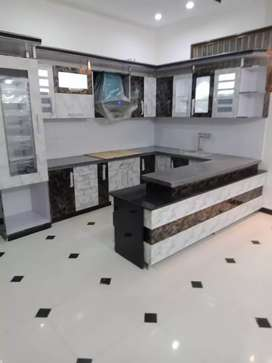 Brand new portion ground floor at low price bunglow location block j