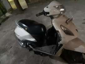 Tvs Jupiter In Excellent Engine Condition but bad in body condition on