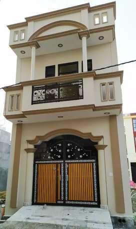 720Sqft Beautiful house for sale in Faizullahganj, Lucknow
