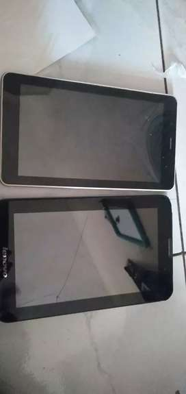 Jual tablet Evercross dan Lenovo mati