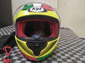 KYT RC - 7 (m) free sarung helm