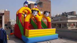 Inflatable swimming Pool ,bouncy castle,trampoline,on rent or selling