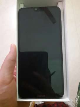 Nokia 6.1 plus with original adapter