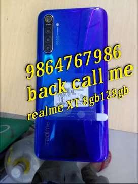Realme XT 8GB RAM 128 GB memory