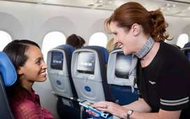 Multiple Opening In  Airlines Job for ground staff