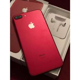 Brand new iPhone 7 plus with bill & all accessories