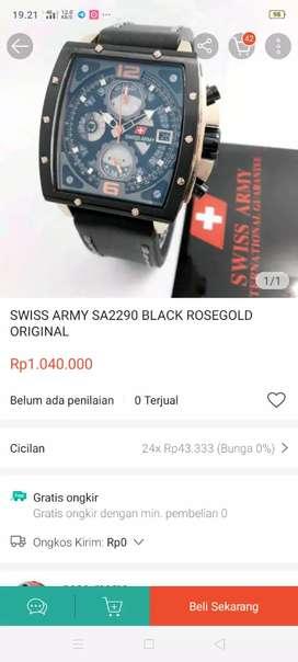 Jam swis army original