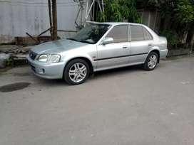 Honda City Sx8 2000