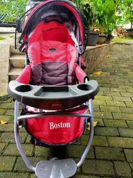 stroller bouncer baby bath