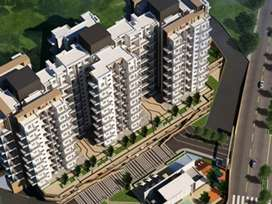 Bumper offer 46lack pay take gated community apartments flat