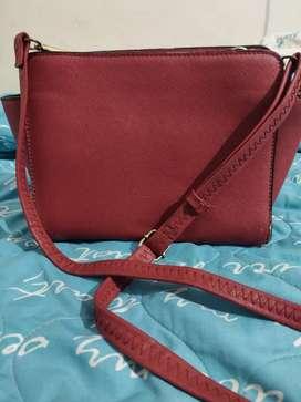 Lino perros sling bag