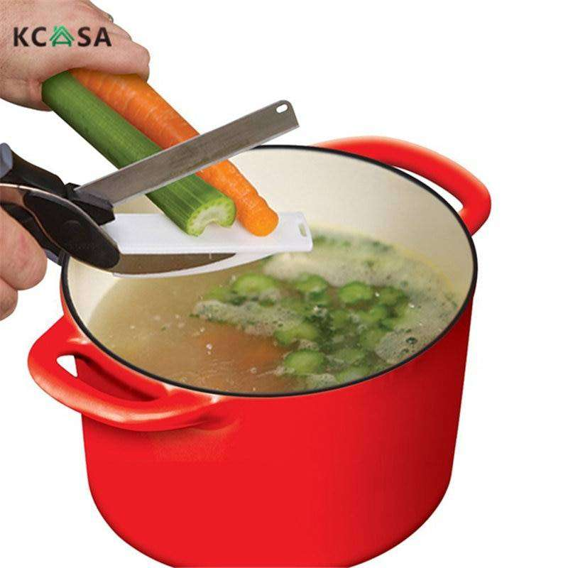 Stainless Steel Multifunction Kitchen Vegetables Meats Bread Slicer 0