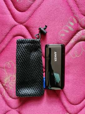 Anker power bank 5000 Mah