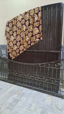 Iron Gate For House 9 ft