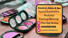 ZUNAIRA'$ BEAUTY SALON & SPA