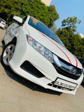 Honda City 1.5 S Manual, 2014, Diesel