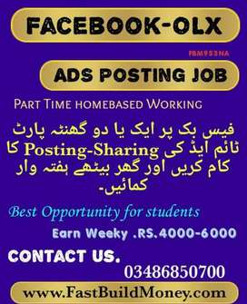 Data post-online olx and facebook