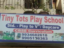 For sale play school